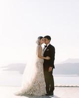 angie prayogo wedding bride and groom