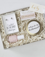 be my bridesmaid beauty box