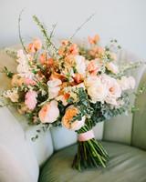 bouquet wraps flowers ribbon roses chair