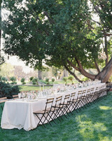 emme daji wedding reception table