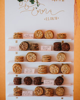 cookie food wall