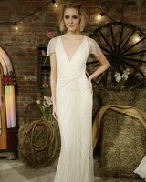 Jenny Packham Glam Wedding Dress