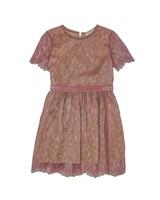 Semsem lace flower girl dress