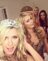 Nicky Hilton's bachelorette party