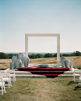 red wedding ideas matthew moore archway