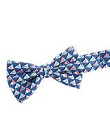 flag bowtie blue