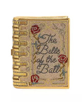 "Judith Leiber Couture ""Disney's Beauty and the Beast"" Clutch"