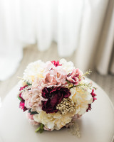 shanice & stephen wedding bouquet