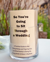 wedding games funny programs
