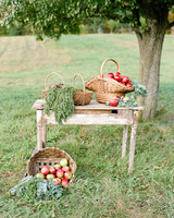 apple wedding ideas lacie hansen