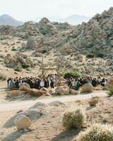 ashley basil wedding ceremony in national park