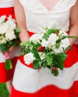 berry wedding ideas strawberry bouquet