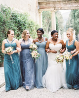 blue wedding ideas vicki grafton