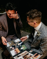 eric eryc wedding photo album