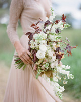 fall wedding bouquets jose villa