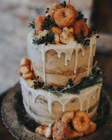 cider doughnut cake