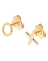 "Shashi ""XO"" Earrings"