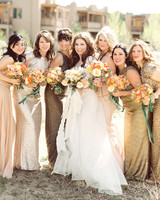 9 nontraditional wedding party ideas martha stewart weddings katherine jared wedding 0456 ds111387g junglespirit