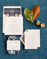 kelly drew new jersey wedding stationary