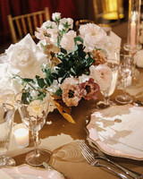 mia patrick wedding flower centerpieces