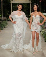 pronovias wedding dress spring 2019 embroidered dresses sweetheart