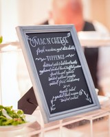 wedding food bars augie chang