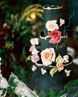 winter wedding cakes lisa odwyer