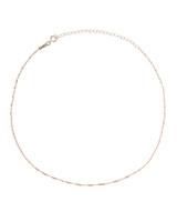 14-Karat Gold Choker Necklace