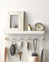 magnetic key rack