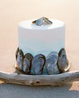 beach wedding cakes faith teasley