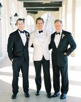 beth john wedding groomsmen