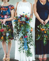 basket bouquets