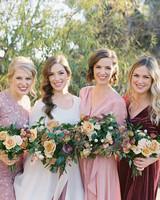 brooke dalton wedding bridesmaids