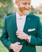 catherine john micro wedding groom perry vaile