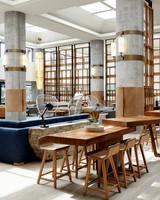 city meets beach hotel westdrift dining