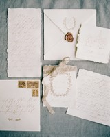deckle edge invitations jen huang