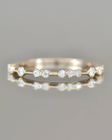 Kataoka Diamond Dotted Ring