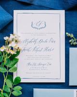 elizabeth jake georgia wedding invite