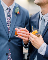 garrett and sean wedding cocktails