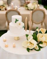 rae rob wedding cake