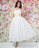 randi rahm wedding dress spring 2019 strapless belted ball gown