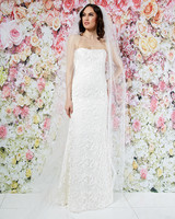 randi rahm wedding dress spring 2019 strapless floral applique