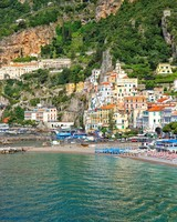 romantic place italy amalfi coast