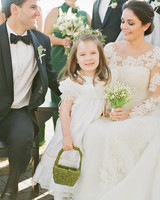 shelby barrett wedding flower girl