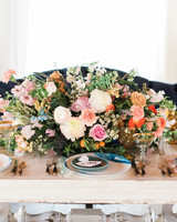 summer centerpieces lisa anderson