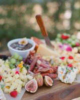 wedding food bars michelle beller