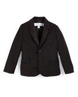 black ring bearer jacket