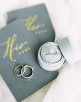 rings and vow books