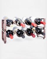 old dutch wine rack
