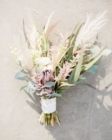 Rustic Beach Wedding Bouquet